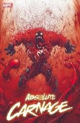 Absolute Carnage #4 (of 5) Cover A - Ryan Stegman