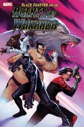 Black Panther And Agents Of Wakanda #2 kanda #2