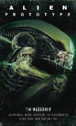 Alien Prototype Paperback