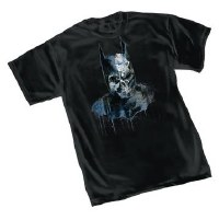 DC Batman Paint T-Shirt Medium
