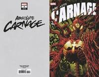 Absolugte Carnage #4 (of 5) Kyle Hotz Connecting Cover