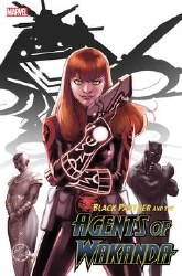 Black Panther And Agents Of Wakanda #2 Lopez Mary Jane Var kanda #2 Lopez Mary Jane Var