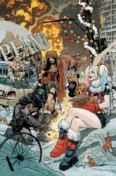DC Holiday Nightmares Trade Paperback