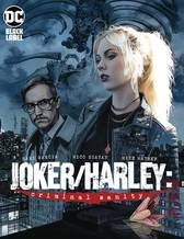 Joker Harley Criminal Sanity #1 (Of 9) Mayhew Var Ed 1 (Of 9) Mayhew Var Ed