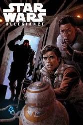 Journey Star Wars Rise Skywalker Allegiance #2 Ross Var er Allegiance #2 Ross Var
