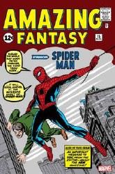 Amazing Fantasy #15 FacsimileEdition Edition