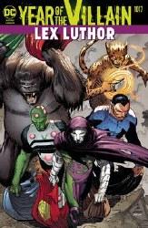 Action Comics Vol 2 #1017 Cover A Regular John Romita Jr & Klaus Janson Acetate Cover (Year Of The Villain Hostile Takeover Tie-In)