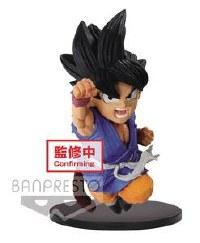 Dragon Ball GT Wrath Of The Dragon Figure - Son Goku