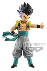 Dragon Ball Z Resolution Of Soldiers Grandista Figure - Gotenks