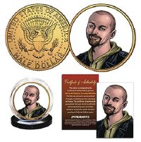 Boys Collectible Coin - Wee Hughie