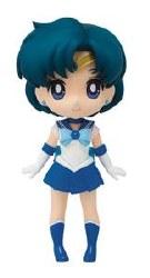 Sailor Moon Figuarts Mini #2 Sailor Mercury Action Figure
