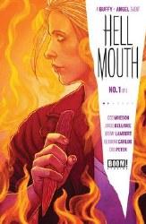 Buffy Vampire Slayer Angel Hellmouth #1 Cvr A Frison lmouth #1 Cvr A Frison
