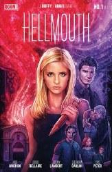Buffy Vampire Slayer Angel Hellmouth #1 Cvr B Lambert lmouth #1 Cvr B Lambert