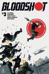 Bloodshot Vol 4 #3 Cover A Regular Declan Shalvey Cover