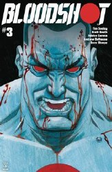 Bloodshot Vol 4 #3 Cover B Variant Dave Johnson Cover