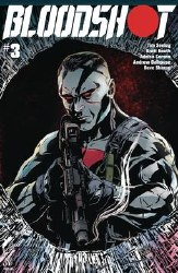 Bloodshot Vol 4 #3 Cover C Variant Marc Laming Cover