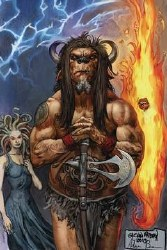 American Gods Moment Of The Storm #7 Cover A Regular Glenn Fabry Cover - Rated MR - Ages 17+