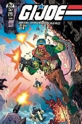 GI Joe A Real American Hero #270 Cover A Regular Robert Atkins Cover