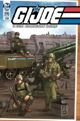 GI Joe A Real American Hero #270 Cover B Variant Jamie Sullivan Cover