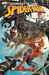 Marvel Action Spider-Man #12 Cover A Regular Davide Tinto Cover