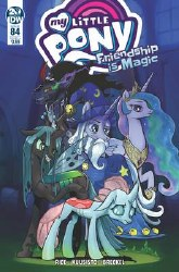 My Little Pony Friendship Is Magic #84 Cover A