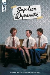 Napoleon Dynamite #3 (of 4) Cover B Variant Photo Cover
