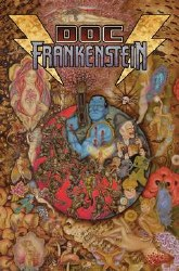 Doc Frankenstein Post-Modern Prometheus HC