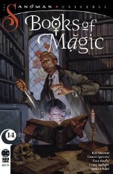 Books Of Magic #14 - Rated MR - Ages 17+