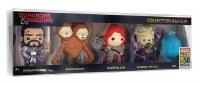 Dungeons & Dragons Convention Exclusive 3D Foam Bag Clip 5-Piece Set