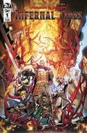 Dungeons & Dragons Infernal Tides #1 (of 5)  Cover A Regular Max Dunbar Cover