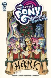 My Little Pony Holiday Special Cover A Regular Andy Price Cover