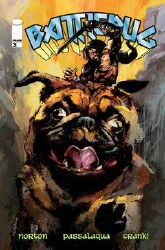 Battlepug #3 Cover B