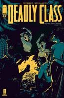 Deadly Class #42 Cover A Regular Wes Craig Cover - Rated MR - Ages 17+