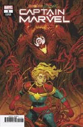 Absolute Carnage Captain Marvel #1 Cover B Variant Nick Bradshaw Codex Cover
