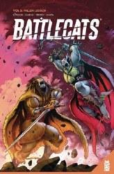 Battlecats Vol 2 Fallen Legacy