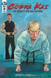 Cobra Kai Karate Kid Saga Continues #3 Cover A Regular Kagan McLeod Cover
