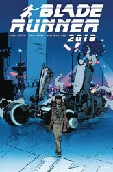 Blade Runner 2019 #5 Cover A Regular Paul Pope Cover - Rated MR - Ages 17+