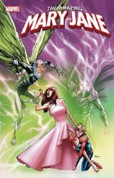 Amazing Mary Jane #3 Cover A Regular Humberto Ramos Cover