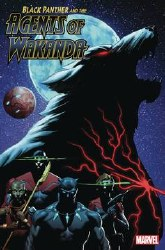 Black Panther And The Agents Of Wakanda #4 Cover A Regular Jorge Molina Cover