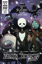 Nightmare Before Christmas Zero's Journey #15