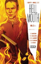 Buffy The Vampire Slayer Angel Hellmouth #3 Cover A Regular Jenny Frison Cover