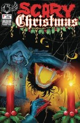 Scary Christmas #1 Cover A Regular Mike Wolfer Cover