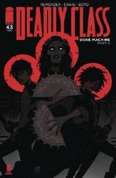 Deadly Class #43 Cvr A Craig (Mr) Mr)