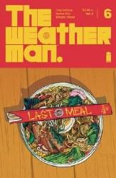 Weatherman Vol 2 #6 Cvr A Fox (Mr) (Mr)