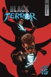 Black Terror #3 Cvr A Rahzzah