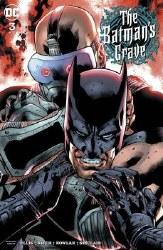 Batmans Grave #3 Cover A Regular Bryan Hitch Cover