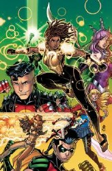 Young Justice #11 Card Stock Var Ed ar Ed