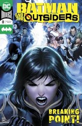 Batman And The Outsiders Vol 3 #8 Cover A Regular Tyler Kirkham Cover