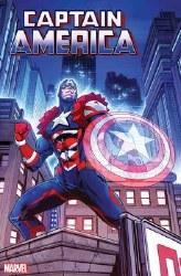 Captain America Vol 9 #17 Cover B Variant Iban Coello 2020 Cover