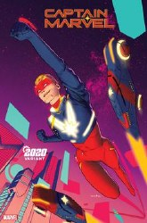 Captain Marvel Vol 9 #13 Cover B Variant Kris Anka 2020 Cover